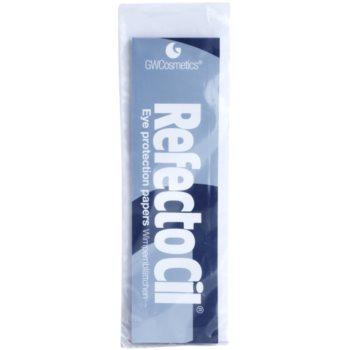 RefectoCil Eye Protection zaščitni papirčki za barvanje trepalnic