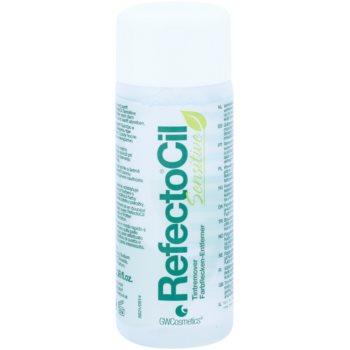 RefectoCil Sensitive zmywacz do miejsc przebarwionych po barwieniu brwi