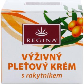 Regina Sea Buckthorn hranilna krema za normalno in suho kožo 3