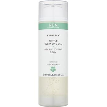 REN Evercalm gel de curatare bland pentru piele sensibila