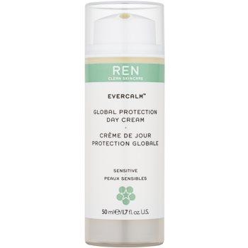 REN Evercalm crema de zi protectoare pentru piele sensibila
