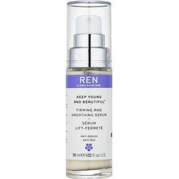 REN Keep Young And Beautiful™ ser pentru uniformizare pentru fermitatea pielii