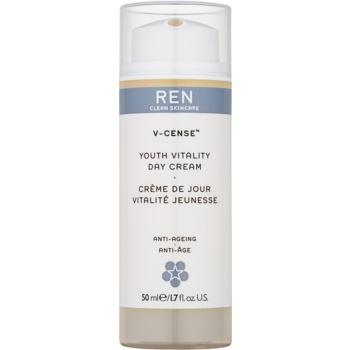 Fotografie REN V-cense revitalizační denní krém s omlazujícím účinkem 50 ml