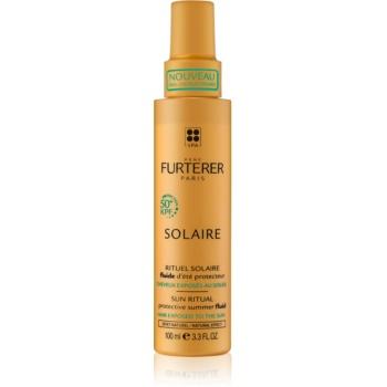 Rene Furterer Solaire ochranný fluid pro vlasy namáhané chlórem, sluncem a slanou vodou 100 ml
