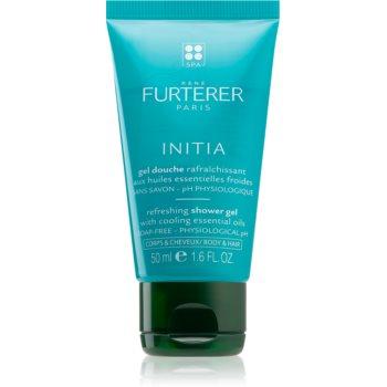 René Furterer Initia Duschgel & Shampoo 2 in 1 mit kühlender Wirkung 50 ml