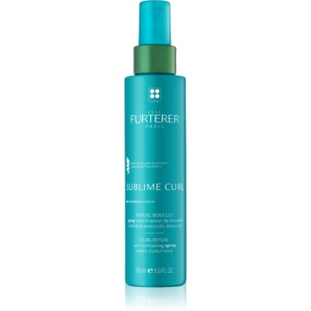 René Furterer Sublime Curl spray activator pentru parul cret imagine produs