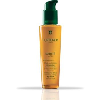 Rene Furterer Karité bezoplachová krémová péče pro suché a poškozené vlasy 100 ml