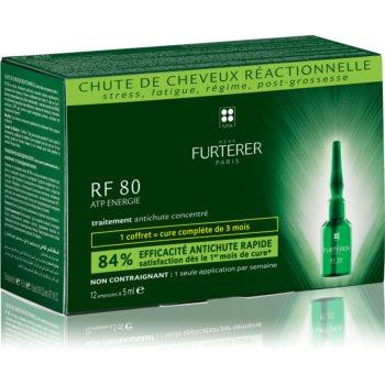 Fotografie Rene Furterer RF 80 sérum proti padání vlasů 12x5 ml