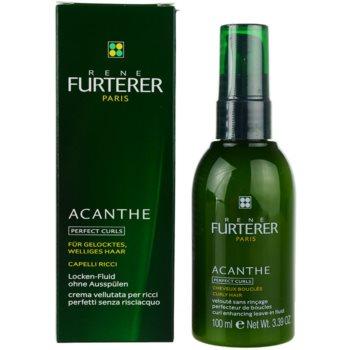Rene Furterer Acanthe fluid pentru parul cret 1