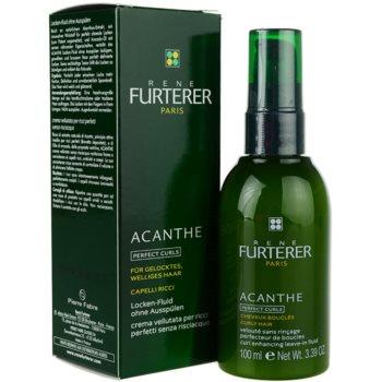 Rene Furterer Acanthe fluid pentru parul cret 2
