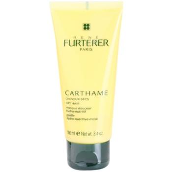 Rene Furterer Carthame mascarilla nutritiva e hidratante para cabello seco