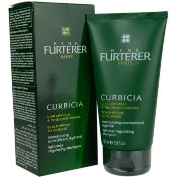 Rene Furterer Curbicia čisticí šampon pro mastné vlasy 1