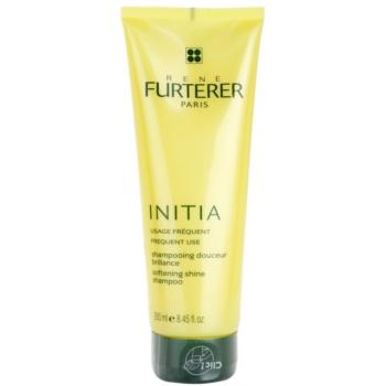 Fotografie Rene Furterer Initia šampon pro lesk a hebkost vlasů 250 ml