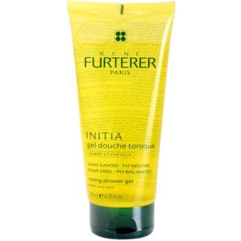 Fotografie Rene Furterer Initia sprchový gel na tělo a vlasy 200 ml