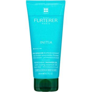 René Furterer Initia Duschgel & Shampoo 2 in 1 mit kühlender Wirkung 200 ml
