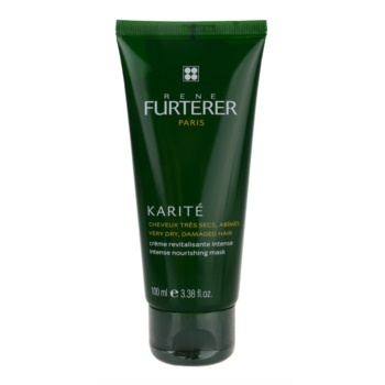 Rene Furterer Karité masca hranitoare pentru par foarte uscat si deteriorat