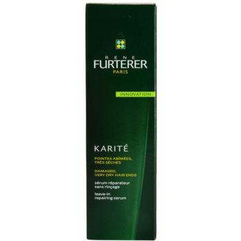 Rene Furterer Karité серум без отмиване за суха и увредена коса 1