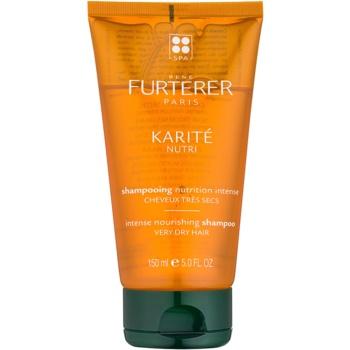 Fotografie Rene Furterer Karité vyživující šampon pro suché a poškozené vlasy 150 ml