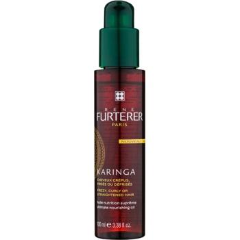 Rene Furterer Karinga ulei hrănitor pentru păr ondulat și creț