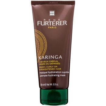 Rene Furterer Karinga masca hidratanta pentru parul cret