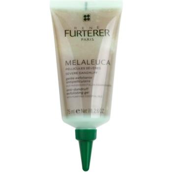 Rene Furterer Melaleuca gel exfoliant anti matreata