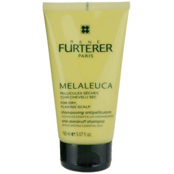 Fotografie Rene Furterer Melaleuca šampon proti suchým lupům 150 ml