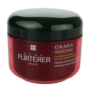 Rene Furterer Okara Protect Color maska pro barvené vlasy 200 ml