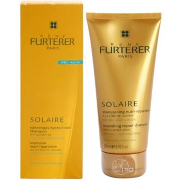 Rene Furterer Solaire sampon hranitor pentru parul deteriorat de efectele solare , clor si sare 1