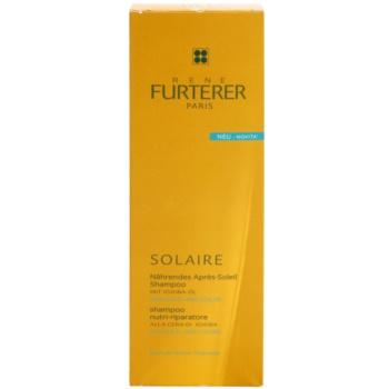 Rene Furterer Solaire sampon hranitor pentru parul deteriorat de efectele solare , clor si sare 2