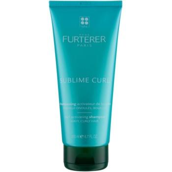René Furterer Sublime Curl șampon pentru definirea buclelor