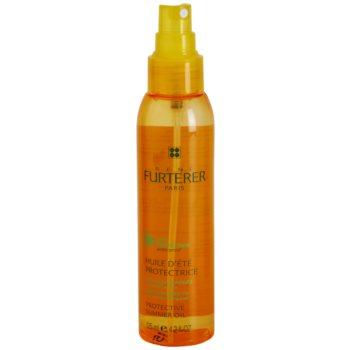 Rene Furterer Sun óleo protetor para cabelo danificado pelas ações do sol, cloro e sal 1