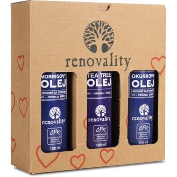 Renovality Original Series set cosmetice V. (pentru pielea problematica)