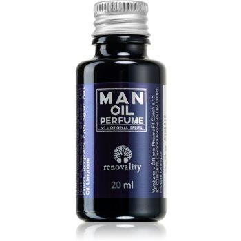 Renovality Original Series ulei parfumat pentru bărbați