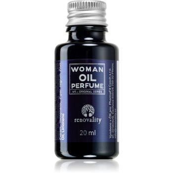 Renovality Original Series ulei parfumat pentru femei