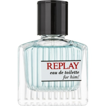 Replay for Him eau de toilette pentru barbati 30 ml