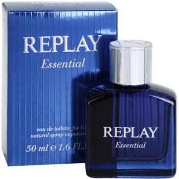 Replay Essential туалетна вода для чоловіків 1