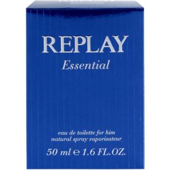 Replay Essential туалетна вода для чоловіків 4