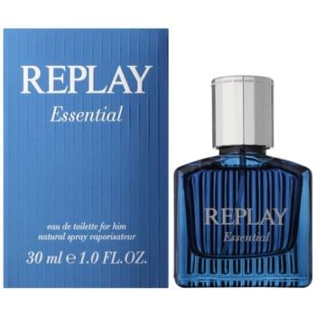 poze cu Replay Essential Eau de Toilette pentru barbati 30 ml