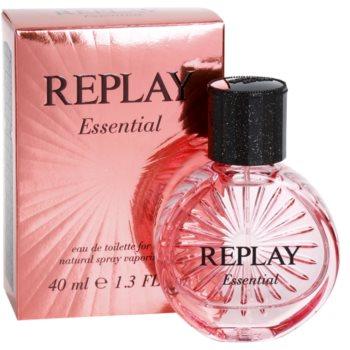 Replay Essential Eau de Toilette para mulheres 1