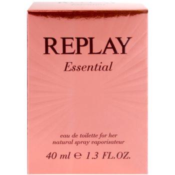 Replay Essential Eau de Toilette para mulheres 4