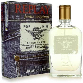 Replay Jeans Original! For Him After Shave für Herren 1