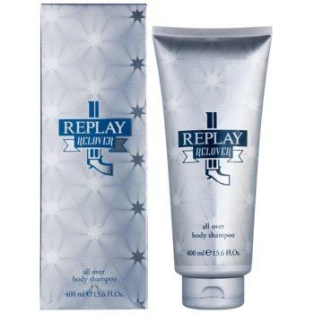 Replay Relover sprchový gel pro muže