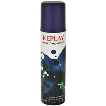 Replay Your Fragrance! For Him deospray pentru bărbați