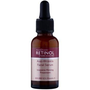Retinol Anti-Aging serum za obraz proti gubam