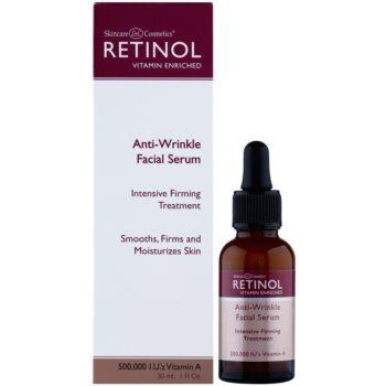 Retinol Anti-Aging ser pentru ten  antirid 1