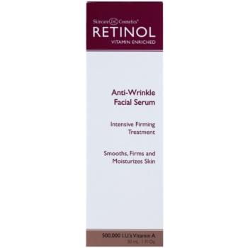 Retinol Anti-Aging ser pentru ten  antirid 2