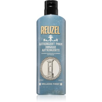 Reuzel Astringent Foam spuma calmanta after shave
