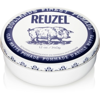 Reuzel Hollands Finest Pomade Clay lut modelator cu efect matifiant