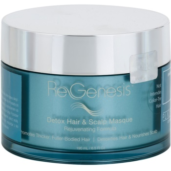 RevitaLash ReGenesis Rejuvenating Formula masca detoxifianta pentru par si scalp