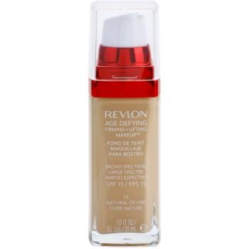 Revlon Cosmetics Age Defying fond de ten lifting si fermitate SPF 15